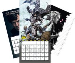 Kalenders  2019