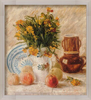 Vincent van Gogh - Still Life  Ingelijste poster