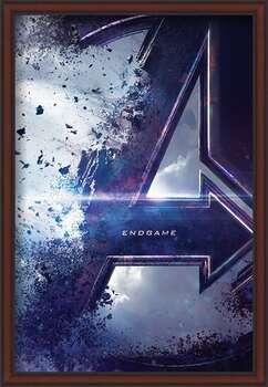 Ingelijste poster Avengers: Endgame - Teaser