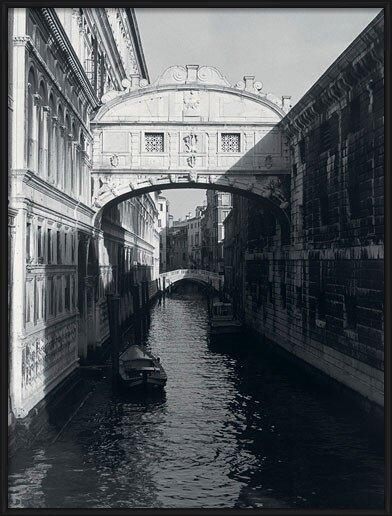 Bridge of Sighs Kunstdruk