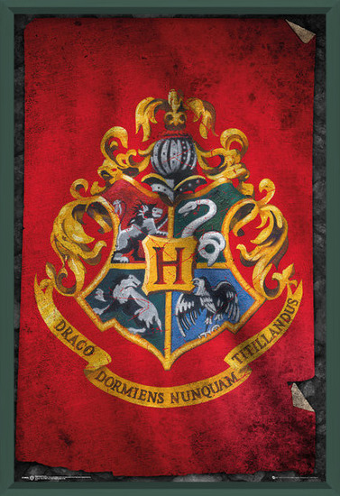 Harry Potter - Zweinstein Poster