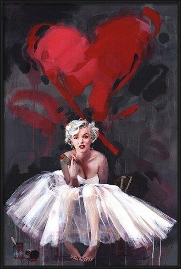 James Paterson - Paint Poster