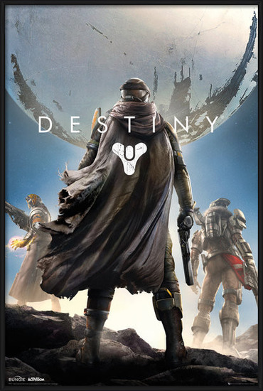 Destiny - Key Art Poster
