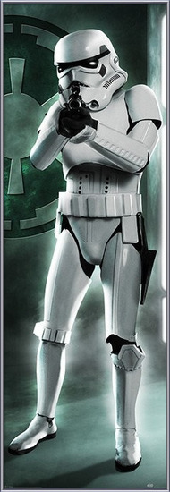 Star Wars - Original Trilogy Stormtrooper Poster