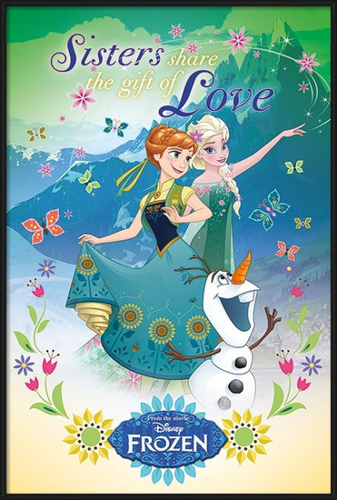 Frozen - Gift Of Love Poster