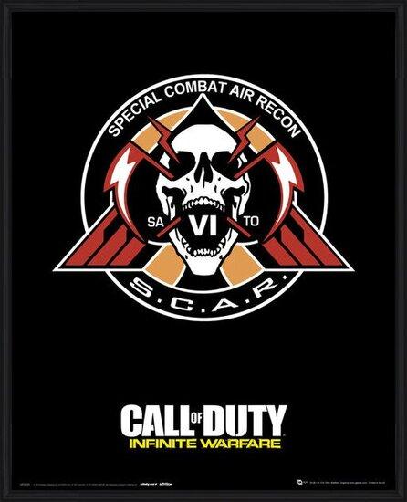 Call Of Duty: Infinite Warfare - Scar Poster