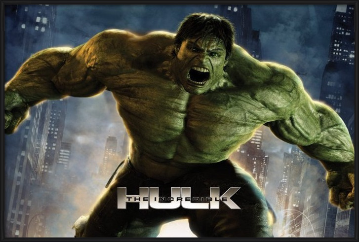 HULK - Roar Poster
