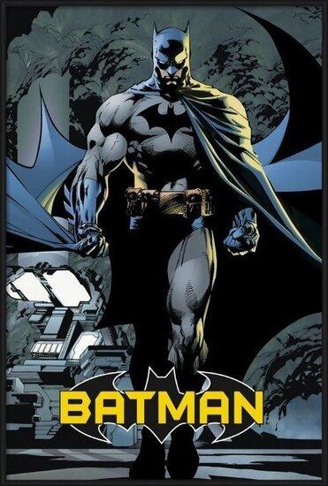 BATMAN - comic Poster