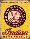 INDIAN MOTORCYCLES - Since 1901