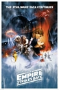 Star Wars: The Empire Strikes Back - One sheet