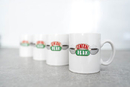 Friends Central Perk - Set 4pcs Original Espresso Mugs